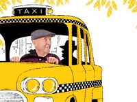 Looking for work as a taxi driver / ?