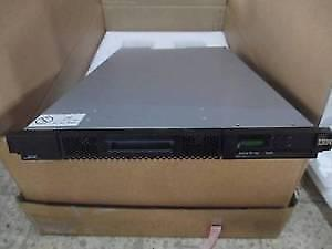 3572S5R  IBM System Storage TS2900 Tape Autoloader with LTO5 HH SAS drive and Rack Mount Kit
