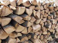 Firewood logs for sale well seasoned top quality hard wood fire wood