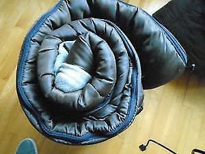 2 sleeping bag/ sac de couchage adulte Coleman + enfant
