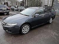 2007 HONDA ACCORD I-CTDI SPORT ESTATE DIESEL