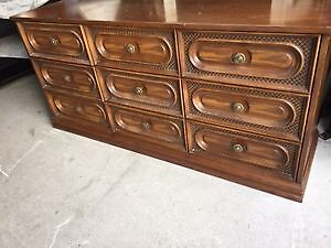 Wanted large wooden dressers London Ontario image 4