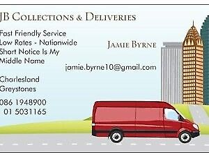 Man with van Greystones Wicklow Dublin and nationwide