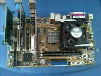 ASUS P4S333 - motherboard single core
