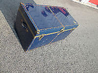 Vintage Trunk / Chest for storage of toys, tools or collectables