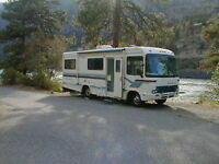CLASS A MOTORHOME FOR SALE OR TRADE/price reduce