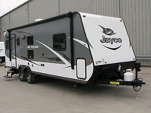 2016 Jayco JayFeather 7 23RD with TRANSFERABLE WARRANTY