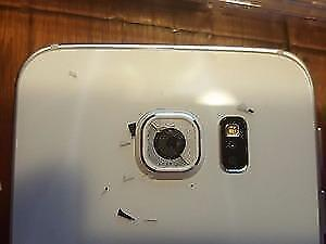 ** Samsung Galaxy S6 Edge rear camera lens replacement **