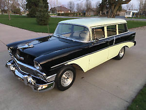 Rare 50s Wagon With Lots Of POWER