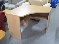 SALE NOW ON! Corner Desk For Home Or Office - Can Deliver For £19