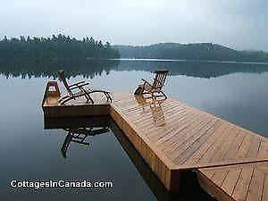 Last Minute Waterfront Cottage available  30 mins from Ottawa