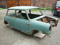 AUSTIN, MORRIS, MINI, MK1 MK2 BODY SHELL WANTED FOR RESTORATION PROJECT