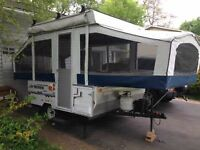 2006 jayco 10ft excellent condition.