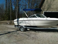 2009 Bayliner with 135 hp Inboard moter - Manitoulin Island