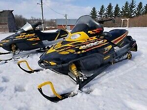 Buying blown sleds