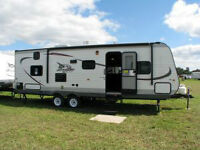 Brand NEW ! Bunks & Double-Wide Slideout!