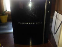 Ps3 Console Good Condition One owner! 100 firm