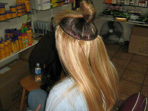 Hair extensions services in windsor region kijiji classifieds hair weave sew in service pmusecretfo Images