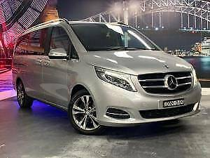 FROM $248 P/WEEK ON FINANCE* 2015 MERCEDES-BENZ V250 Blacktown Blacktown Area Preview
