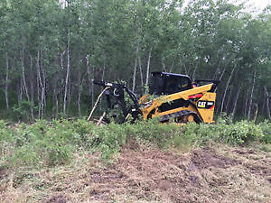 Skid into Action with a Cat 289D High flow XSP Track loader