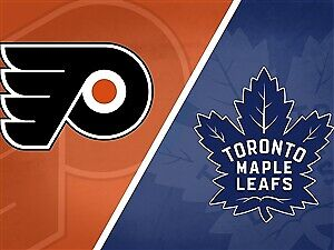 MAPLE LEAFS VS FLYERS FRI MAR 15TH