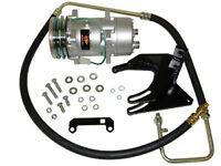ford 7710 a/c compressor conversion
