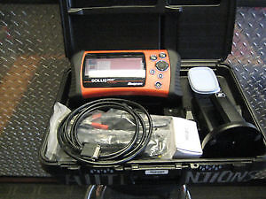 snap-on solus pro elite in case all accessories like new Kingston Kingston Area image 6