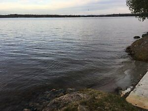 GORGEOUS WATERFRONT PROPERTY ROAD ACCESS LAND FOR SALE