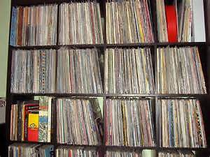 Vinyl Records For Sale, Private Collection from the past 35 year