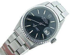 c37d04b2dff Men s Rolex Stainless Steel Datejust Watch
