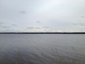 Grand Lake Waterfront Lot 150 Feet , Beautiful Large Lot 6+ acre