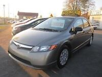 Honda Civic Sdn 4dr DX-G GARANITE 1 ANS 2006