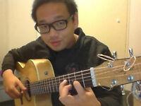 Guitar/Ukulele Lessons - Beginner/Advanced SEPTEMBER 2015