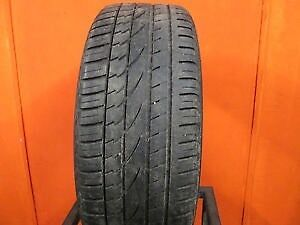 4 Continental 255/50/19 summer tires