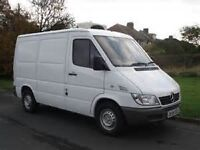 'Just Move It' removals and deliveries , man and van