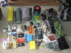 Looking for Backpacking / Camping / Hiking Gear