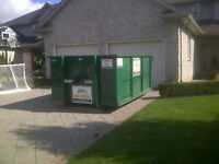 BIN RENTAL-DUMPSTER-JUNK REMOVAL-TILLSONBURG- NORFOLK COUNTY