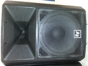 EV PA SYSTEM COMPLETE POWERFULL    MADE IN USA   $1125