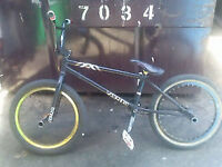 Great condition custom bmx !