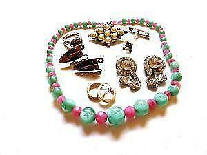 Costume jewelry necklaces vintage designer rings ebay antique costume jewelry mozeypictures Images