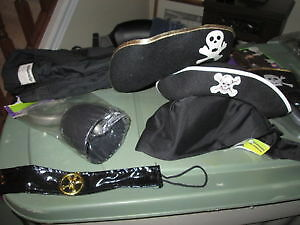Kids pirate stuff-some new