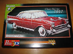 Chevy Bel Air 1957 - factory sealed
