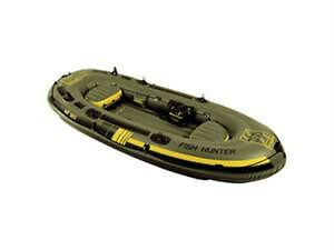 Fish Hunter 300 Inflatable Fishing Boat PVC