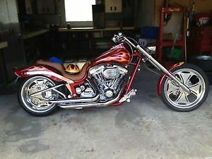 FAST-Custom One of a Kind 120cu-in Chopper over $65,000 invested