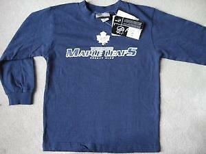 BRAND NEW TORONTO MAPLE LEAFS Shirt 6