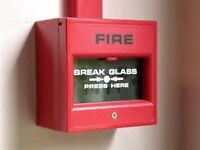 WANTED FIRE alarm installer