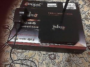 JADOO TV BOX 3 Watch Pakistan/indian