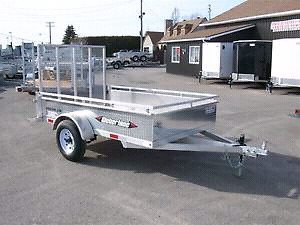 Wanted: 5 x 8 or 5 x 10 aluminum utility trailer
