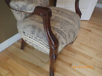 Gorgeous French Provincial Chair