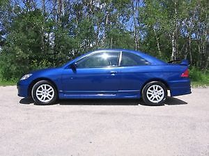 2003 Honda Civic Si Coupe retired lady owner